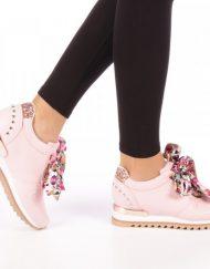 Дамски спортни обувки Bertha розови