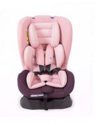 KIKKABOO Стол за кола 0-18 кг. VINTAGE BUTTERFLY DARK PINK 160300