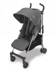 MACLAREN Количка QUEST 0м+ DENIM CHARCOAL WD1G043322