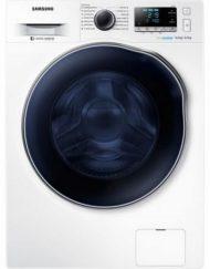 Пералня със сушилня, Samsung WD80J6A10AW/LE, 8/5kg, 1400rpm, A