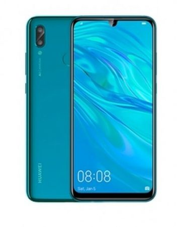 Smartphone, Huawei P Smart, Dual SIM, 6.21'', Arm Octa (2.2G), 3GB RAM, 64GB Storage, Android 9.0, Blue (6901443274253)