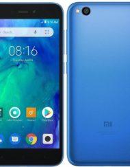 Smartphone, Xiaomi Redmi GO, DualSIM, 5.0, Arm Quad (1.4G), 1GB RAM, 8GB Storage, Android, Blue (MZB7189EU)