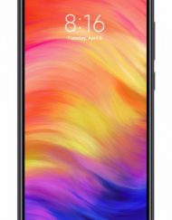 Smartphone, Xiaomi Redmi Note 7, DualSIM, 6.3'', Arm Octa (2.2G), 4GB RAM, 64GB Storage, Android, Black (MZB7559EU)