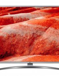 TV LED, LG 43'', 43UM7600PLB, Smart webOS ThinQ AI, WiFi, UHD 4K