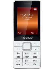 GSM, Prestigio Muze A1, 2.4'', Dual SIM, White (PFP1241DUOWHITE)