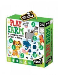 HEADU Образователна игра ФЕРМА HIT20775