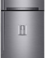Хладилник, LG GTF744PZPZD, 509L, A++, + подарък Хладилна раница Meliconi