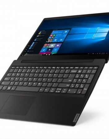 Lenovo IdeaPad S145 /15.6''/ Intel 5405U (2.4G)/ 4GB RAM/ 1000GB HDD/ int. VC/ DOS/ Onyx Black (81MV004TRM)