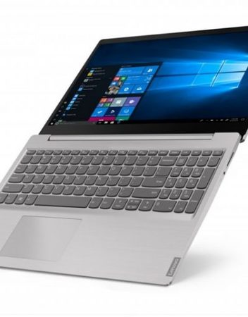 Lenovo IdeaPad S145 /15.6''/ Intel 5405U (2.4G)/ 4GB RAM/ 128GB SSD/ int. VC/ DOS/ Platinum Grey (81MV004KBM)