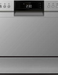 Съдомиялна, Arielli ADW6-3602H, Енергиен клас: А+, капацитет 6 комплекта, Silver