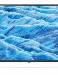 TV LED, LG 49'', 49UM7100PLB, Smart webOS, 4K Active HDR, WiFi, UHD 4K + подарък 5 Г. ГРИЖА ЗА КЛИЕНТА