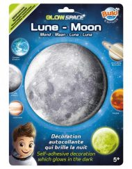 BUKI Фосфоресцираща планета – Луна BK3DF3