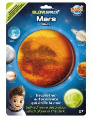 BUKI Фосфоресцираща планета – Марс BK3DF8