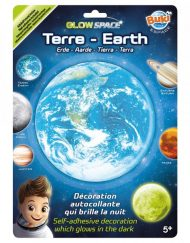 BUKI Фосфоресцираща планета – Земя BK3DF2
