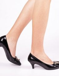 Дамски обувки Nancy черни