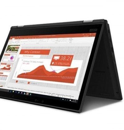 Lenovo ThinkPad L390 Yoga /13.3''/ Touch/ Intel i7-8565U (4.6G)/ 8GB RAM/ 256GB SSD/ int. VC/ Win10 Pro (20NT0015BM)