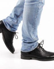 Мъжки обувки Cedro черни