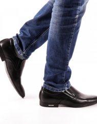 Мъжки обувки Vincent 2 черни