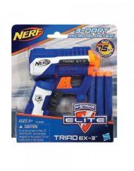 NERF ELITE Пистолет TRIAD EX-3