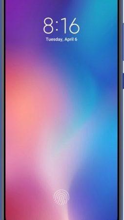 Smartphone, Xiaomi Mi 9 SE, DualSIM, 5.97'', Arm Octa (2.3G), 6GB RAM, 64GB Storage, Android, Ocean Blue (MZB7607EU)