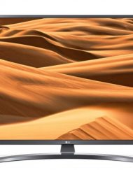 TV LED, LG 43'', 43UM7400PLB, Smart webOS ThinQ AI, WiFi, UHD 4K + подарък 5 Г. ГРИЖА ЗА КЛИЕНТА
