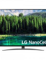 TV LED, LG 49'', 49SM8600PLA, Smart Nano Cell, Dolby Atmos, webOS ThinQ AI, WiFi, UHD 4K + подарък 5 Г. ГРИЖА ЗА КЛИЕНТА