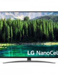 TV LED, LG 65'', 65SM8600PLA, Smart Nano Cell, Dolby Atmos, webOS ThinQ AI, WiFi, UHD 4K + подарък 5 Г. ГРИЖА ЗА КЛИЕНТА