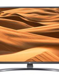 TV LED, LG 65'', 65UM7400PLB, Smart webOS ThinQ AI, WiFi, UHD 4K + подарък 5 Г. ГРИЖА ЗА КЛИЕНТА