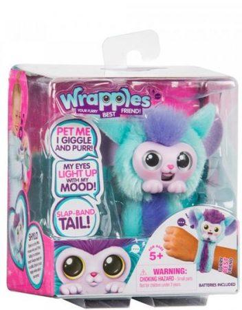 WRAPPLES Интерактивно животинче 28889(28830)