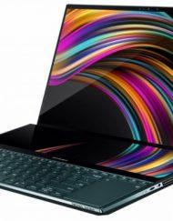 ASUS UX581GV-H2002R /15.6''/ Touch/ Intel i7-9750H (4.5G)/ 16GB RAM/ 1000GB SSD/ ext. VC/ Win10 Pro (90NB0NG1-M01450)