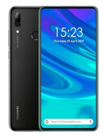 Smartphone, Huawei P Smart Z, DS, 6.59'', Arm Octa (2.2G), 4GB RAM, 64GB Storage, Android, Midnight Black (6901443303182)