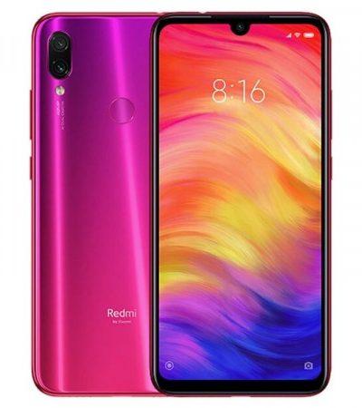 Smartphone, Xiaomi Redmi Note 7, DualSIM, 6.3'', Arm Octa (2.2G), 4GB RAM, 64GB Storage, Android, Red (MZB7561EU)