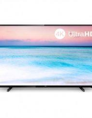 TV LED, Philips 65'', 65PUS6504/12, Smart, 1000PPI, HDR 10+, WiFi, UHD 4K