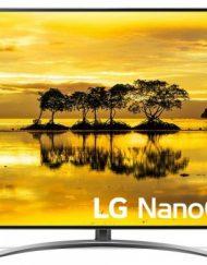 TV LED, LG 55'', 55SM9010PLA, Smart, webOS, Alpha 7 Gen2 Processor, Nano Cell Color, 4K Cinema HDR, Dolby Atmos, UHD
