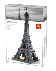 WANGE Конструктор THE EIFFEL TOWER 1805K1289/5217