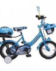 МОНИ Велосипед с контра BMX 12'' 1282 СИН
