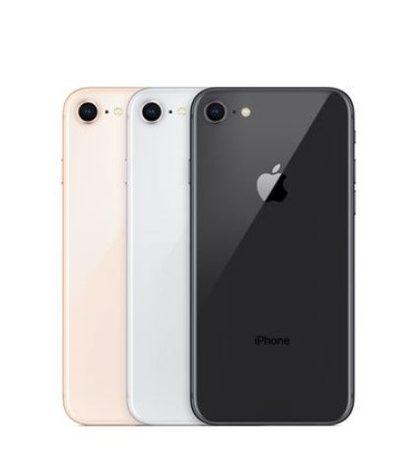 Smartphone, Apple iPhone 8 Plus, 5.5'', 128GB Storage, iOS 11, Space Grey (MX242GH/A)