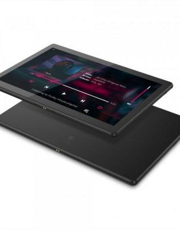 Tablet, Lenovo Tab M10 /10.1''/ Arm Quad (2.0G)/ 2GB RAM/ 16GB Storage/ Android 9.0/ Slate Black (ZA4H0032BG)