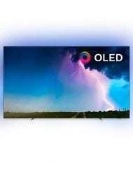 TV LED, Philips 65'', 65OLED754/12, OLED, Smart, 4500PPI, HDR 10+, P5 Perfect Picture, WiFi, UHD 4K
