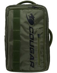 Backpack, COUGAR Fortress X, Shockproof anti-vibration structure, Green (CG3MGB1NXG0001)