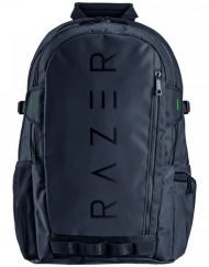 Backpack, Razer Rogue V2 15.6'', Tear proof and water resistant exterior, TPU padded scratch proof (RC81-03120101-0500)