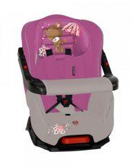 LORELLI-BERTONI Line Стол за кола с предпазител BUMPER 9-18 кг. ROSE/BEIGE 1007017/1546