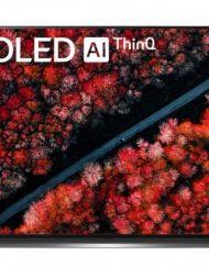 TV LED, LG 55'', OLED55C9PLA, Smart, Alpha 9 Processor, ThinQ AI, HDR10 Pro, OLED, Bluetooth, WiFi, UHD 4K