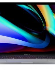 Apple MacBook Pro /16''/ Intel i7-9750H (2.6G)/ 16GB RAM/ 512GB SSD/ ext. VC/ Mac OS/ INT KBD (MVVJ2ZE/A)