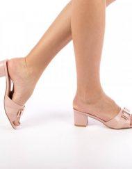 Дамски чехли Petra розови