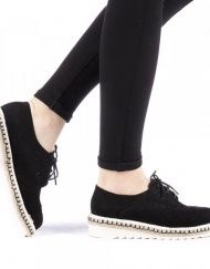 Дамски обувки Krana черни