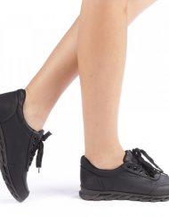 Дамски спортни обувки Farren черни