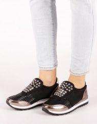 Дамски спортни обувки Georgette черни