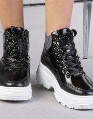 Дамски спортни обувки Iosefina черни