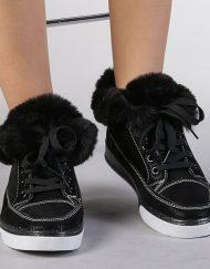 Дамски спортни обувки Salomea черни